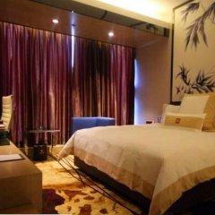 Отель Dadongyu Hotel Китай, Чжуншань - отзывы, цены и фото номеров - забронировать отель Dadongyu Hotel онлайн комната для гостей фото 4