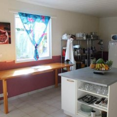 Отель Residence Les Cocotiers Французская Полинезия, Папеэте - отзывы, цены и фото номеров - забронировать отель Residence Les Cocotiers онлайн в номере фото 2