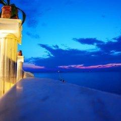 Отель Mistral Греция, Эгина - отзывы, цены и фото номеров - забронировать отель Mistral онлайн пляж фото 2