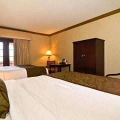 Отель BEST WESTERN PLUS Brookside Inn удобства в номере