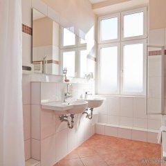 Novum Hotel Graf Moltke Гамбург ванная