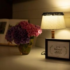 Отель Flemish cottage Бельгия, Осткамп - отзывы, цены и фото номеров - забронировать отель Flemish cottage онлайн интерьер отеля фото 3