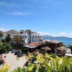 Hotel Cakalli пляж фото 2