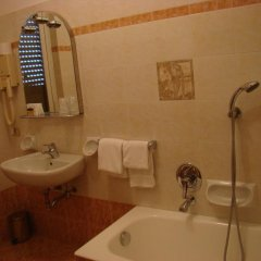 Отель Città Studi Милан ванная
