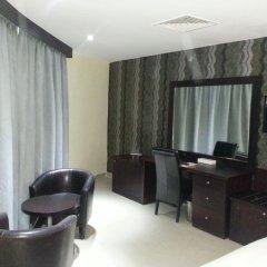 Отель Royal Falcon Дубай удобства в номере