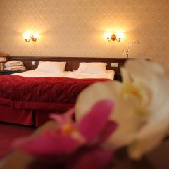 Гранд Петергоф СПА Отель комната для гостей фото 4