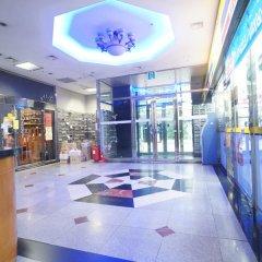 Апартаменты Edencity Apartment Samsung Coex Station развлечения