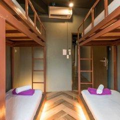 Отель Loftel 22 Hostel Таиланд, Бангкок - отзывы, цены и фото номеров - забронировать отель Loftel 22 Hostel онлайн комната для гостей фото 2
