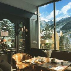 Отель DAS REGINA Австрия, Бад-Гаштайн - отзывы, цены и фото номеров - забронировать отель DAS REGINA онлайн питание