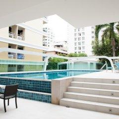 Отель Le Tada Residence Бангкок балкон