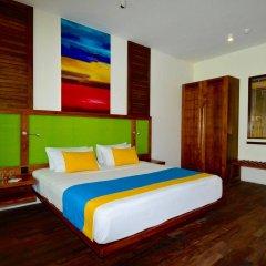 Отель Mermaid Hotel & Club Шри-Ланка, Ваддува - отзывы, цены и фото номеров - забронировать отель Mermaid Hotel & Club онлайн комната для гостей фото 3