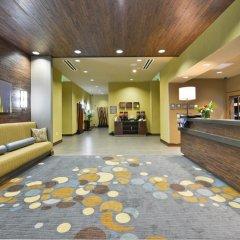 Отель Hampton Inn & Suites Columbia/Southeast-Fort Jackson интерьер отеля фото 2