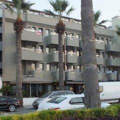 Candan Beach Hotel Мармарис парковка