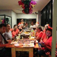 Отель Living Chilled Koh Tao - Hostel Таиланд, Остров Тау - отзывы, цены и фото номеров - забронировать отель Living Chilled Koh Tao - Hostel онлайн питание фото 3