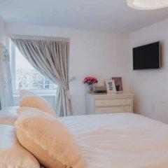 Отель Spacious Flat Near Murrayfield Великобритания, Эдинбург - отзывы, цены и фото номеров - забронировать отель Spacious Flat Near Murrayfield онлайн комната для гостей