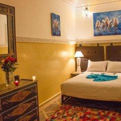 Отель Riad Al Wafaa Марокко, Марракеш - отзывы, цены и фото номеров - забронировать отель Riad Al Wafaa онлайн комната для гостей фото 5