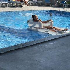 Отель Bianco Hotel Албания, Ксамил - отзывы, цены и фото номеров - забронировать отель Bianco Hotel онлайн бассейн фото 2