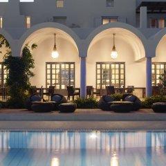 Отель 9 Muses Santorini Resort гостиничный бар