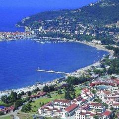 Hotel Aleksandar пляж