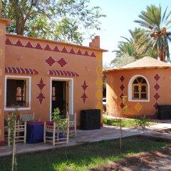 Отель Ecolodge - La Palmeraie Марокко, Уарзазат - отзывы, цены и фото номеров - забронировать отель Ecolodge - La Palmeraie онлайн комната для гостей фото 5