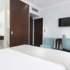 Отель Montfleuri Hotel Франция, Париж - 1 отзыв об отеле, цены и фото номеров - забронировать отель Montfleuri Hotel онлайн удобства в номере