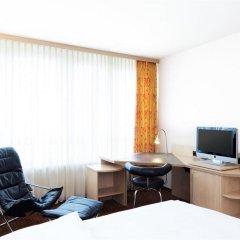 Отель NH Leipzig Messe комната для гостей фото 5