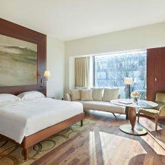 Отель Park Hyatt Zurich Швейцария, Цюрих - 1 отзыв об отеле, цены и фото номеров - забронировать отель Park Hyatt Zurich онлайн комната для гостей фото 3