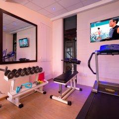 CDH Hotel Villa Ducale Парма фитнесс-зал фото 3