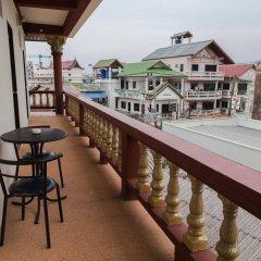 Paripas Express Hotel Patong балкон