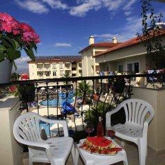 Sun City Apartments & Hotel Турция, Сиде - отзывы, цены и фото номеров - забронировать отель Sun City Apartments & Hotel онлайн балкон