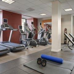 Отель Millenium Hilton США, Нью-Йорк - 1 отзыв об отеле, цены и фото номеров - забронировать отель Millenium Hilton онлайн фитнесс-зал