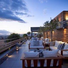 Отель FRESH Афины балкон