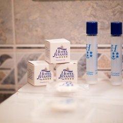 Отель Levante Италия, Фоссачезия - отзывы, цены и фото номеров - забронировать отель Levante онлайн ванная фото 2