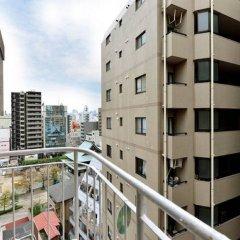 Отель Asakusa Cozy Hotel Япония, Токио - отзывы, цены и фото номеров - забронировать отель Asakusa Cozy Hotel онлайн балкон