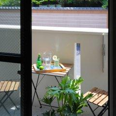 Hotel Guell Hakata Фукуока балкон
