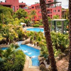 Hotel Blancafort Spa Termal бассейн фото 2