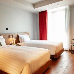 Отель Double A Южная Корея, Сеул - отзывы, цены и фото номеров - забронировать отель Double A онлайн комната для гостей фото 3