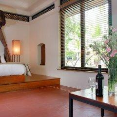 Отель Coconut Creek Гоа комната для гостей фото 2