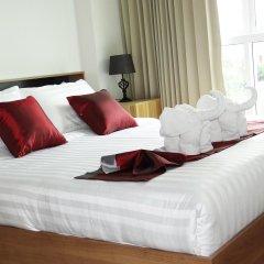 Отель Infinity Holiday Inn Бангкок комната для гостей