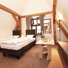 Отель Dukes Hostel - Old Town Польша, Вроцлав - отзывы, цены и фото номеров - забронировать отель Dukes Hostel - Old Town онлайн комната для гостей фото 4