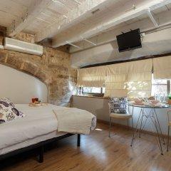Отель AinB Picasso Corders Apartments Испания, Барселона - отзывы, цены и фото номеров - забронировать отель AinB Picasso Corders Apartments онлайн комната для гостей фото 11