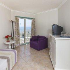 Iz Flower Side Beach Hotel All Inclusive Турция, Сиде - отзывы, цены и фото номеров - забронировать отель Iz Flower Side Beach Hotel All Inclusive онлайн комната для гостей фото 5