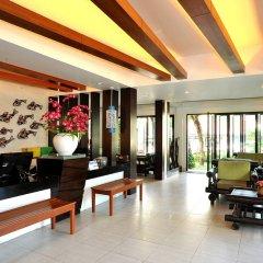 Отель Baan Karon Resort интерьер отеля фото 2
