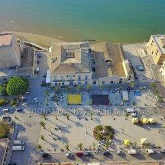 Отель Case Sicule Charme Line Италия, Поццалло - отзывы, цены и фото номеров - забронировать отель Case Sicule Charme Line онлайн пляж фото 2