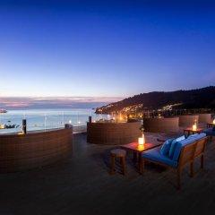 Отель Centara Blue Marine Resort & Spa Phuket Таиланд, Пхукет - отзывы, цены и фото номеров - забронировать отель Centara Blue Marine Resort & Spa Phuket онлайн пляж фото 2