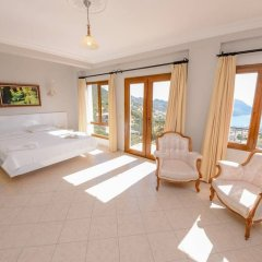 Villa Asteria Турция, Калкан - отзывы, цены и фото номеров - забронировать отель Villa Asteria онлайн комната для гостей фото 4