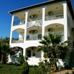 Hotel Pefko вид на фасад