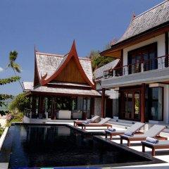 Отель Anayara Luxury Retreat Panwa Resort Таиланд, пляж Панва - отзывы, цены и фото номеров - забронировать отель Anayara Luxury Retreat Panwa Resort онлайн бассейн