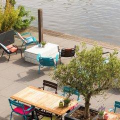 Отель Mercure Amsterdam City пляж
