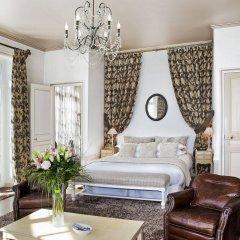 Отель Relais & Châteaux Château des Avenieres Франция, Крюсей - отзывы, цены и фото номеров - забронировать отель Relais & Châteaux Château des Avenieres онлайн комната для гостей фото 2